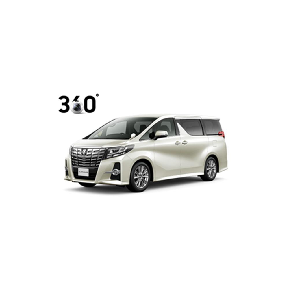 360 Surround View Camera For Toyota Alphard 2015 2016