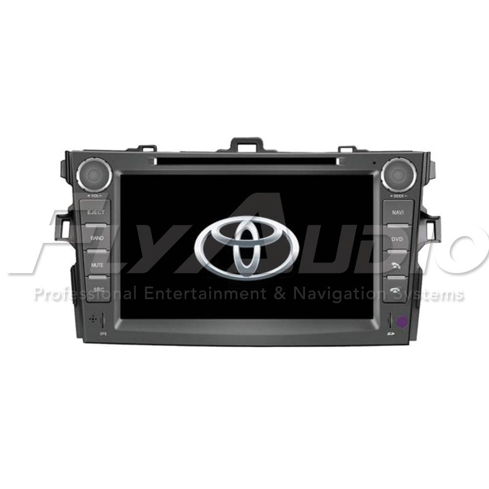 Flyaudio Toyota Altis